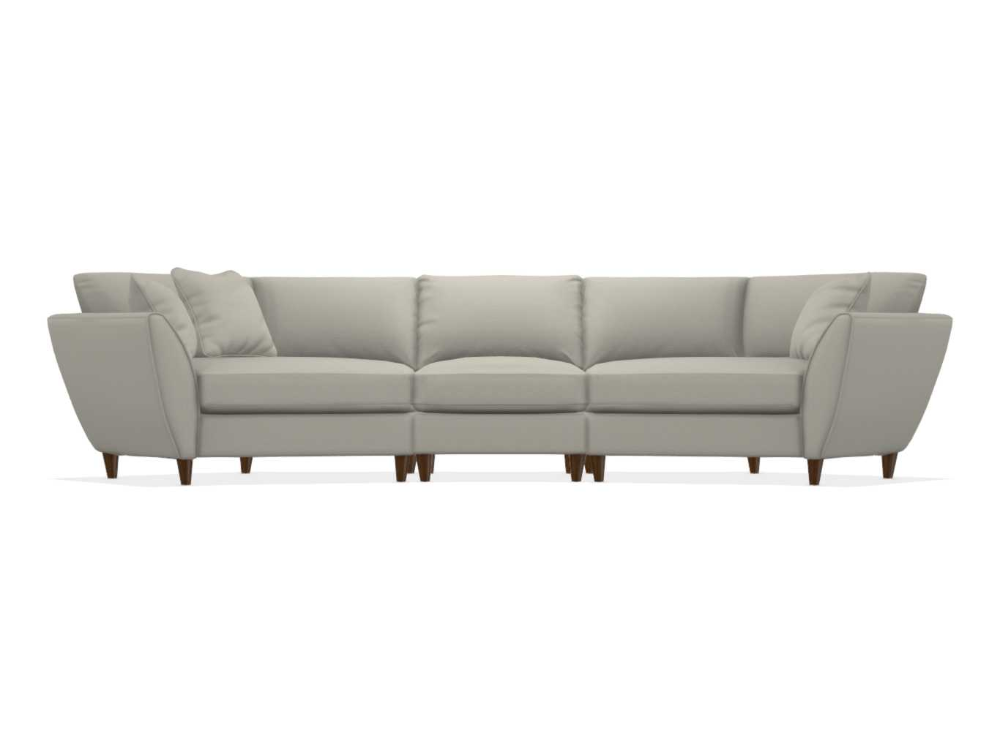 Tribeca Sectional in 2020 | Sectional, Love seat ...