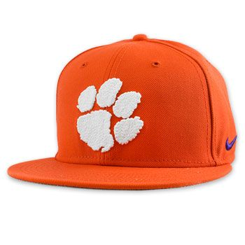 07d501239c63b Clemson Tigers Nike Sideline Players Snapback Adjustable Hat  clemson