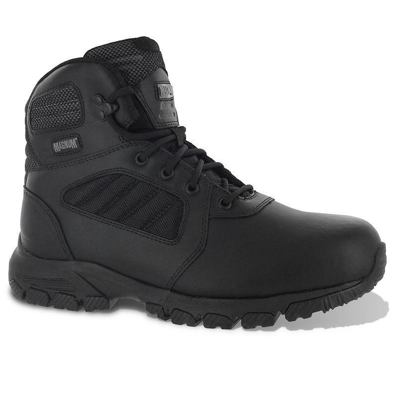 Black · Magnum Response III 6.0 Men's Utility Boots ...