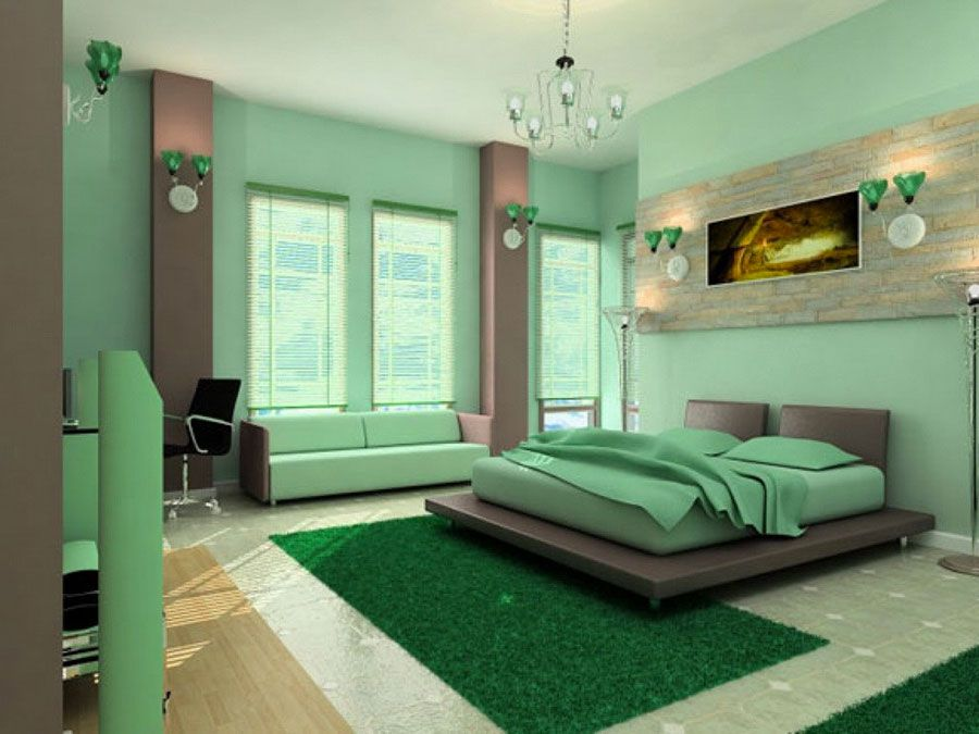 Esempi di arredo feng shui per la camera da letto camere da