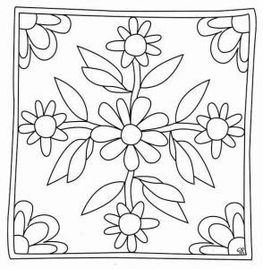 Mandala Boyama Kitabı Pdf 4 Mandala Ilkokul Pinterest