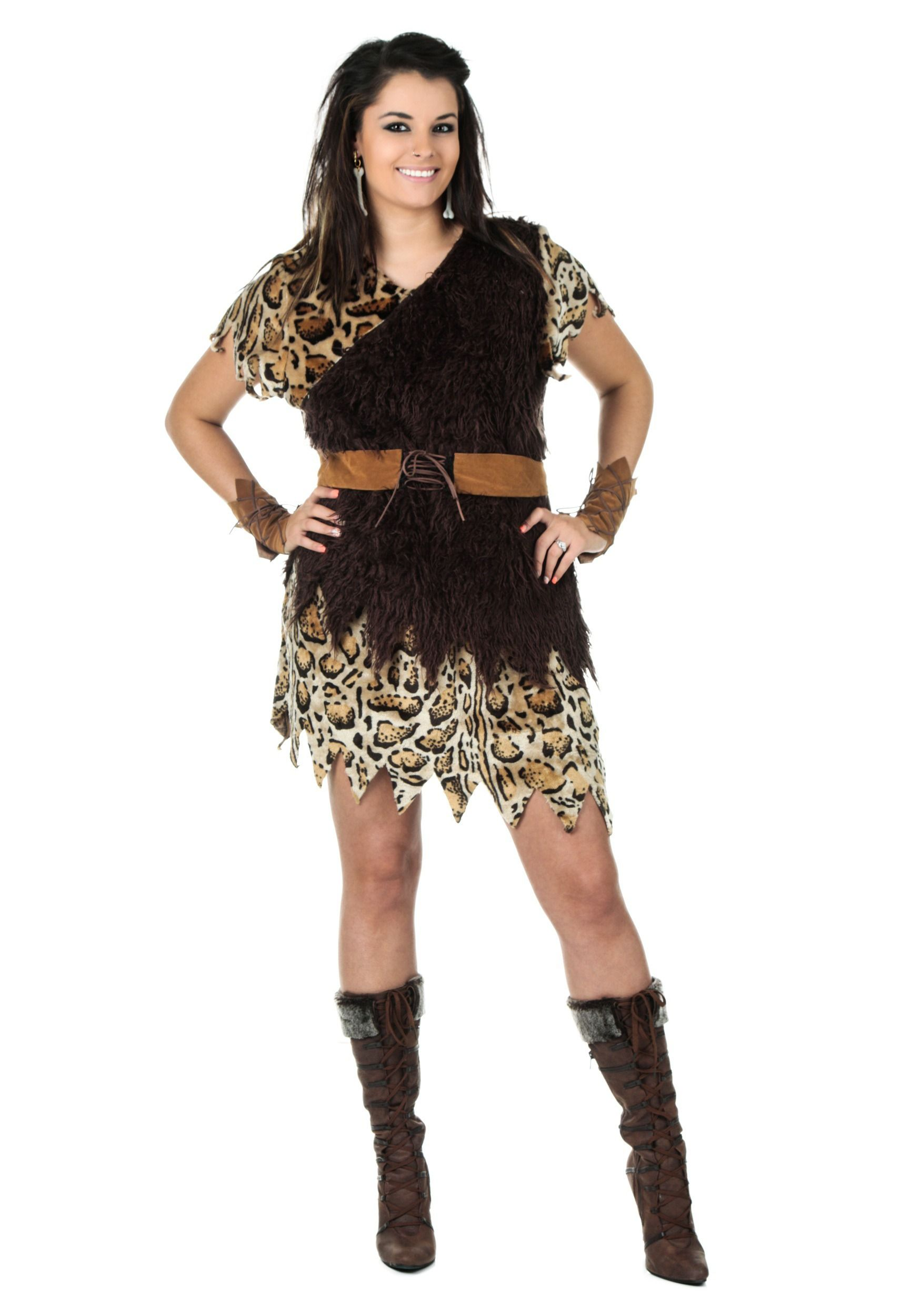 Plus Size Cavewoman Costume Plus size costume