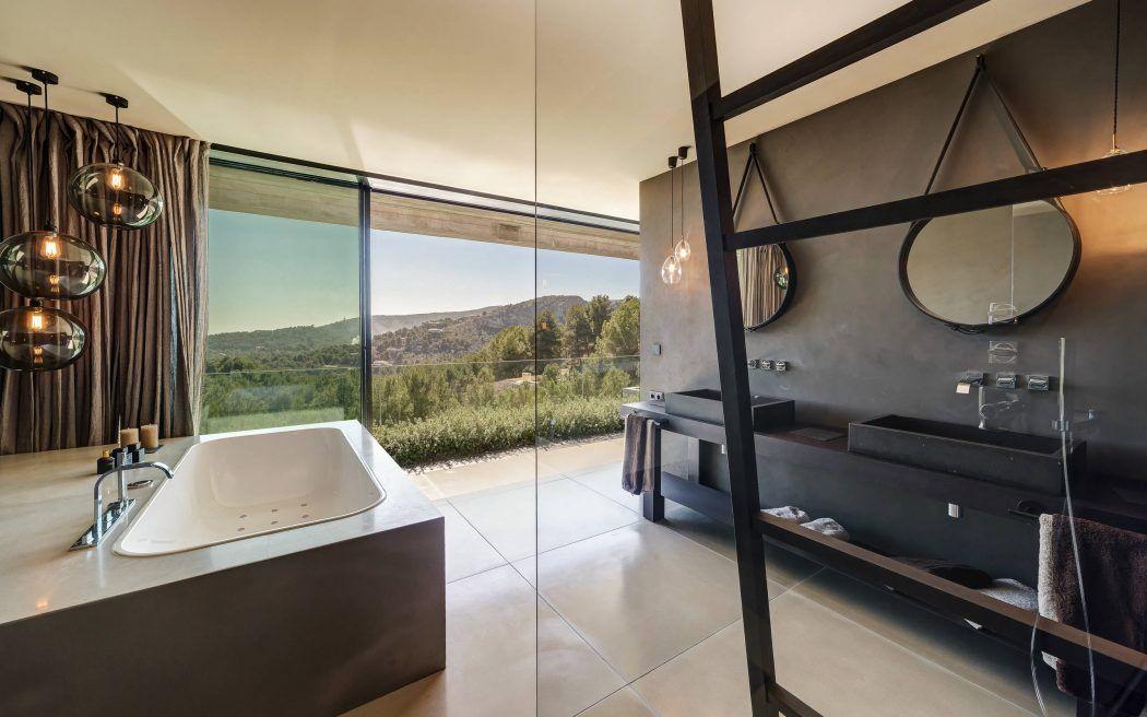 Villa boscana in spain architectuur architectuur