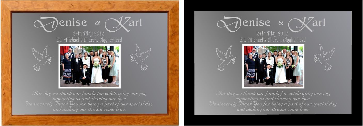 Best Wedding Gift For Parents From Bride And Groom Images - Styles ...