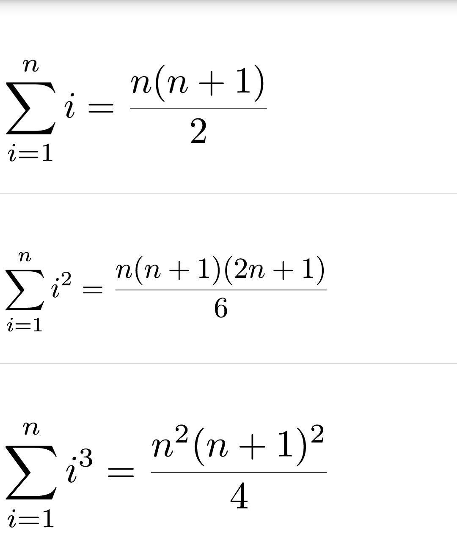 Notasi Sigma Studying Math Teaching Math Learning Mathematics [ 1313 x 1080 Pixel ]