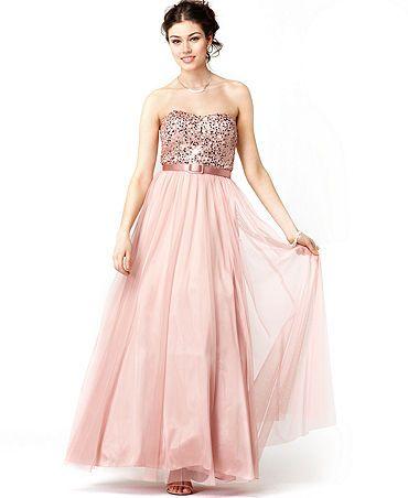 Macys Prom Dresses Clothes Xscape Dresses Prom Dresses Wedding