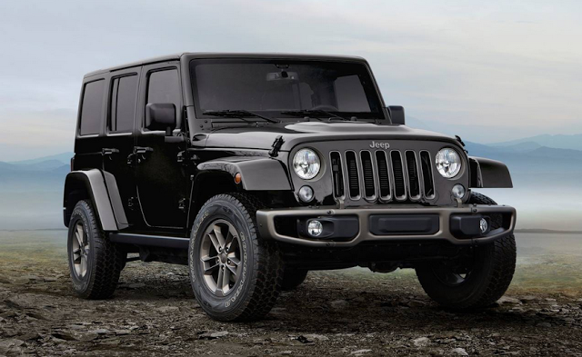 The New Jeep Wrangler Suv Price 2017