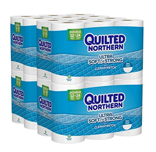 Quilted Northern Ultra Soft And Strong Toilet Paper Bath Tissue 48