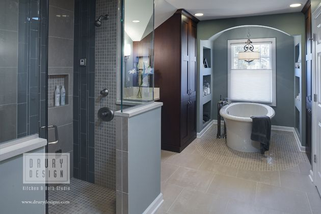 Bathroom Designer Chicago Magnificent Transitional Bathroom Design Portfolio  Award Winning Bathroom Decorating Design