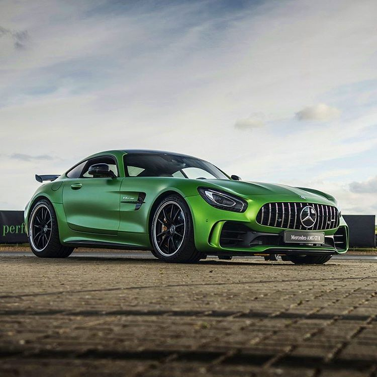 AUTO GERMANY MERSEDES BENZ & AMG GT R 2017