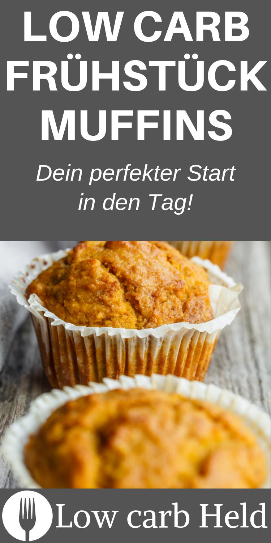 Photo of Low Carb Frühstücksmuffins – Super lecker! – Low Carb Held