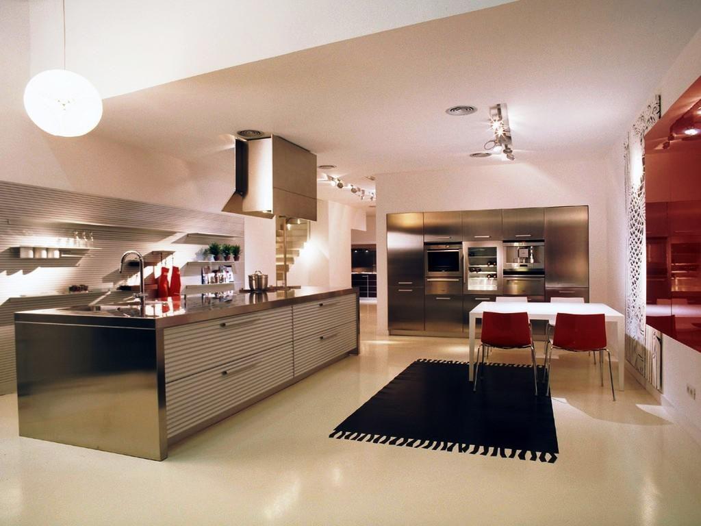 Moderne Lampen 88 : Küche lampen küche lampen pendelleuchten Über der insel moderne