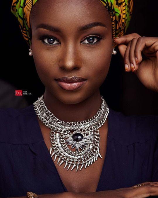 Beautiful Women of West Africa
