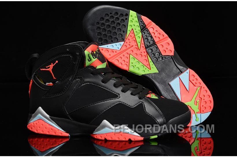 Nike Air Jordan Vii Marvin La Coloration Martian