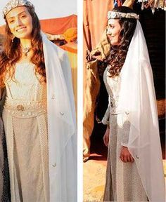 Figurino A Terra Prometida, vestidos hebreias, roupas das personagens: Arruna, Samara, Chaia, Jessica, Livana