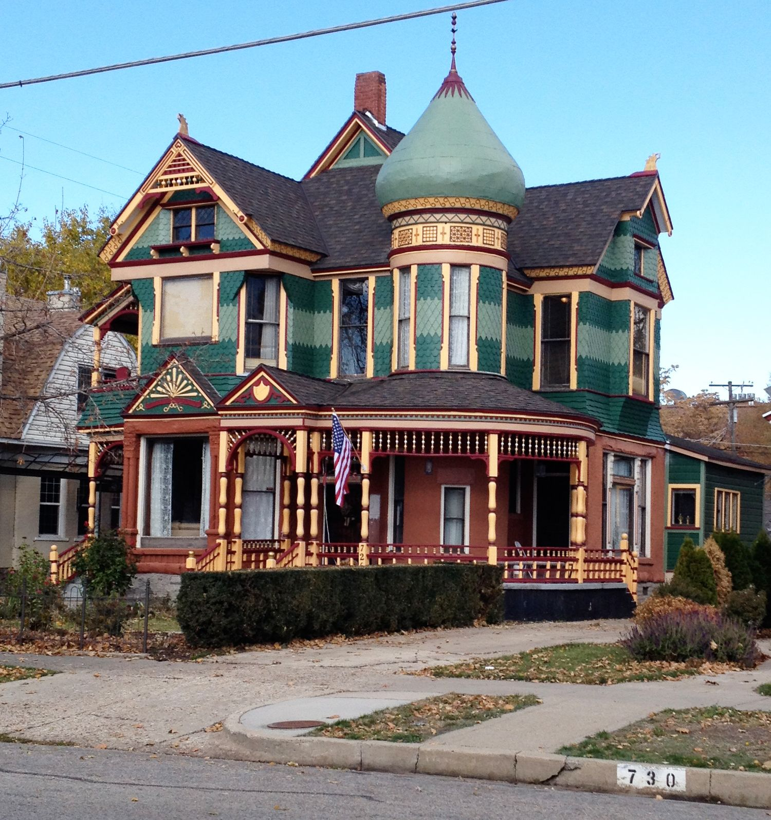 Victorian homes for sale in mississippi - Utah Victorian Photos 25th St Ogden Washington Blvd Historic Victorian Pioneer Homes