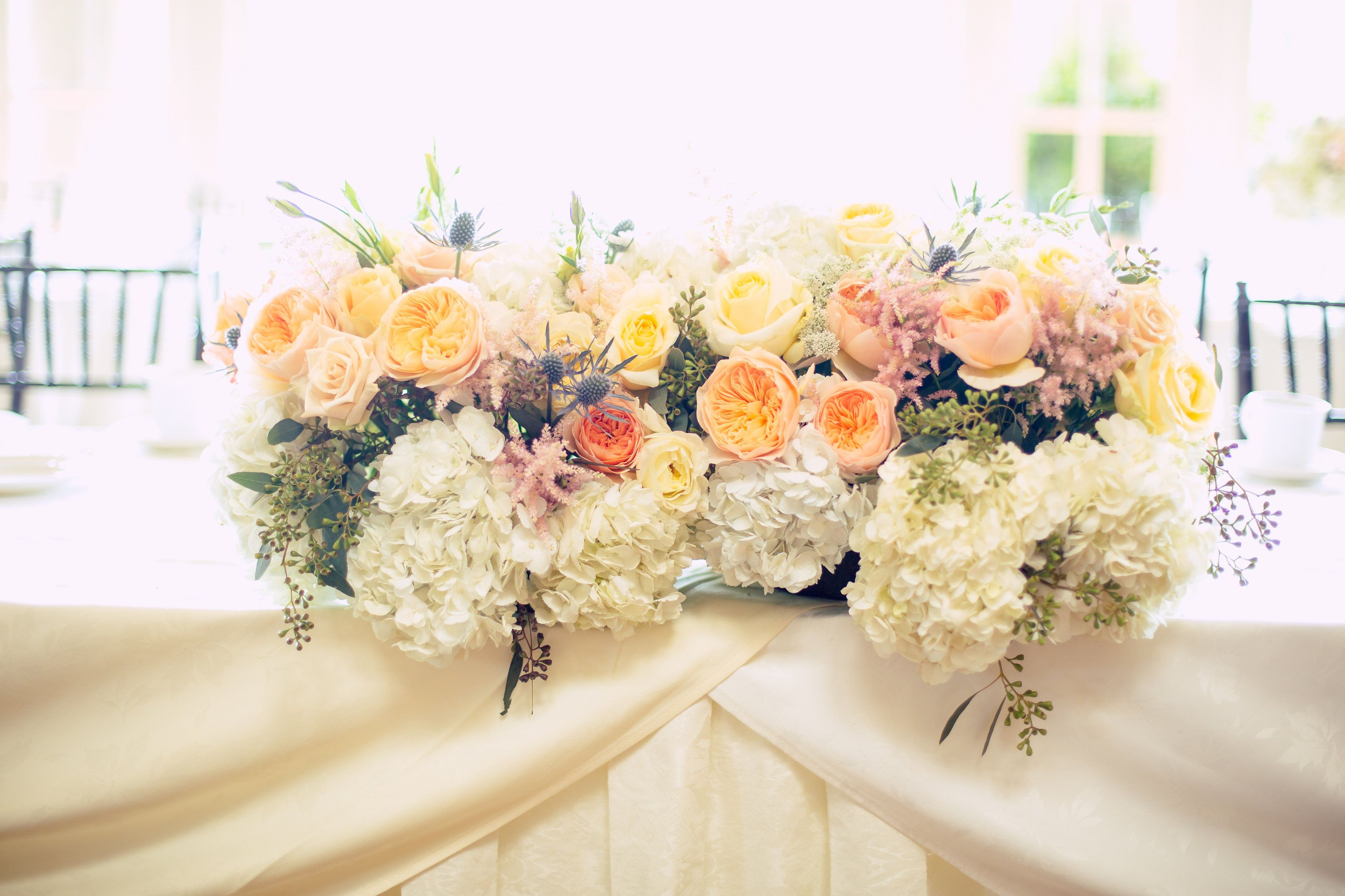 Beautiful Wedding Photography Gorgeous Flowers Floral Arrangements