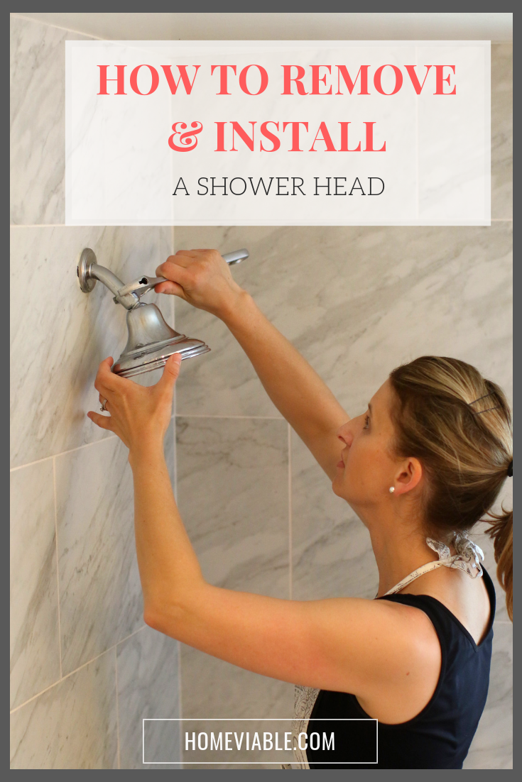 This guide will show you how to remove a stuck shower head ...