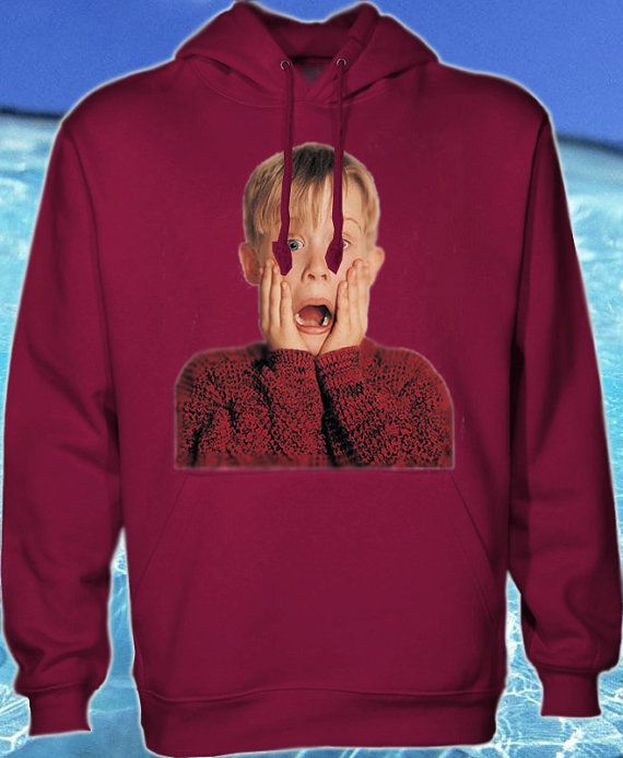 Home Alone Kevin Mccallister Unisex Clothing By Sheilaonseven