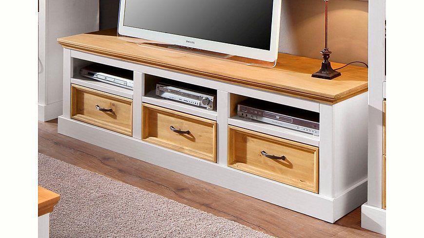 Home affaire Lowboard »Selma«, Breite 170 cm Jetzt bestellen unter - wohnzimmer in weiss braun