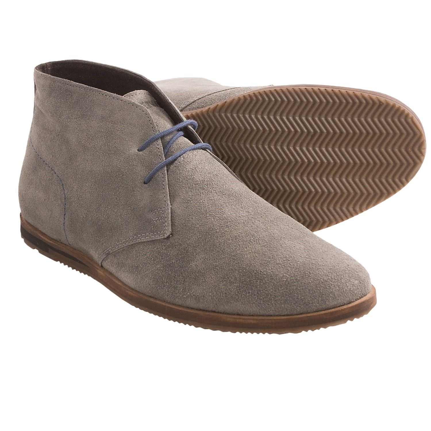 Ben Sherman Aberdeen Boots - Suede, Chukkas (For Men)