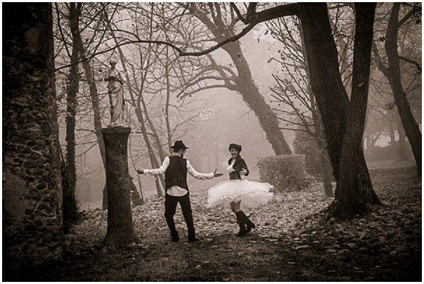 Vintage style photography  Brothers Grimm Autumn Wedding Inspiration | Photos | Pinterest ...