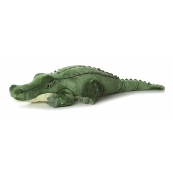 Super Swampy the Jumbo Stuffed Alligator Super Flopsie by Aurora