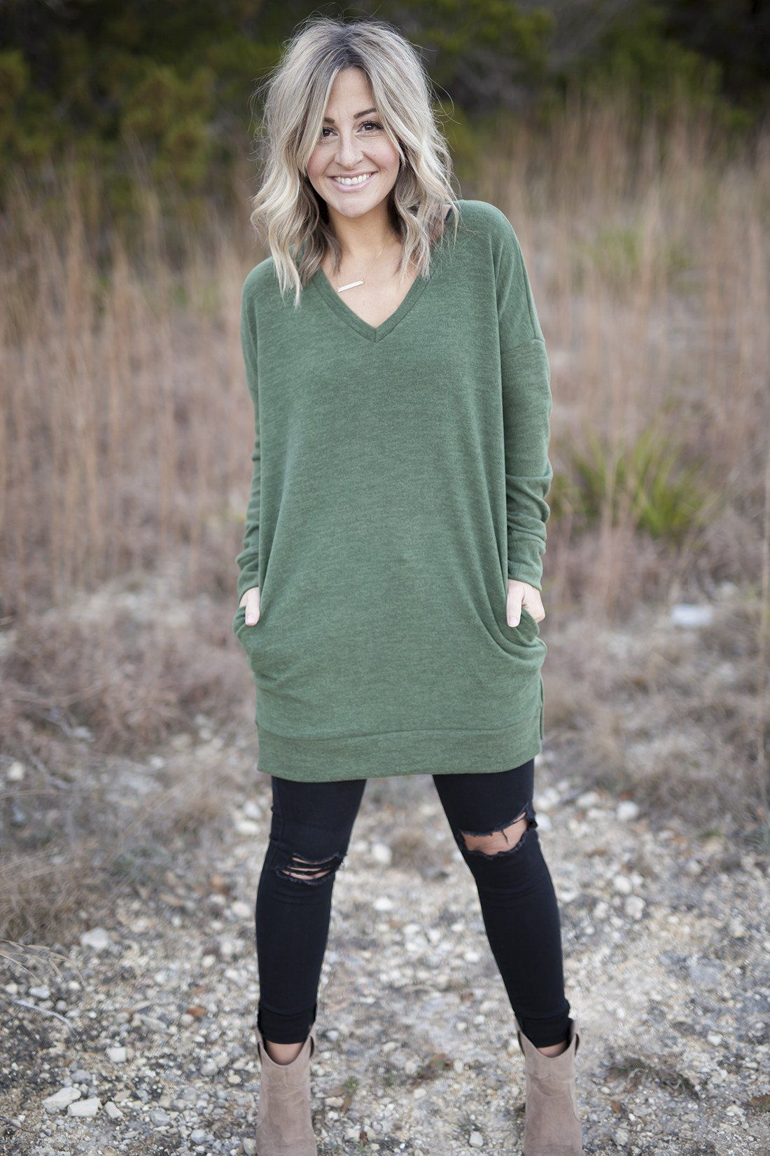 Long sweater top... yes!! | For The Love Of FASHION! | Pinterest ...