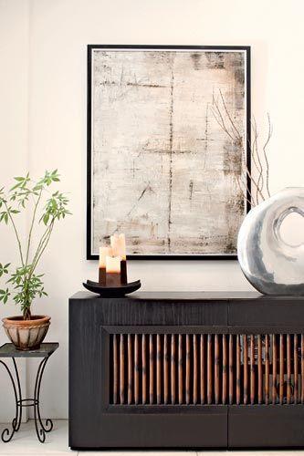 Modern Asian Interior With Natural Materials: Asian Modern Interiors