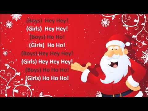 The Santa Claus Rock With Vocals Youtube Christmas Concert Ideas Merry Christmas Images Christmas Quotes Funny