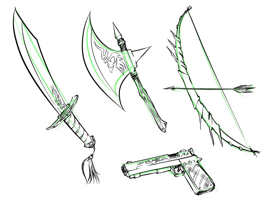 weapons | Melee | Pinterest | Weapons, Anime fantasy and ...