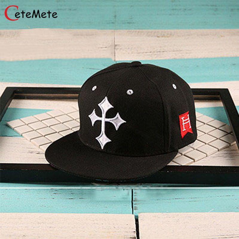 dbc5863957b Black cross hip hop hat snapback caps for unisex sports hats baseball cap  printed casquette overwatch caps