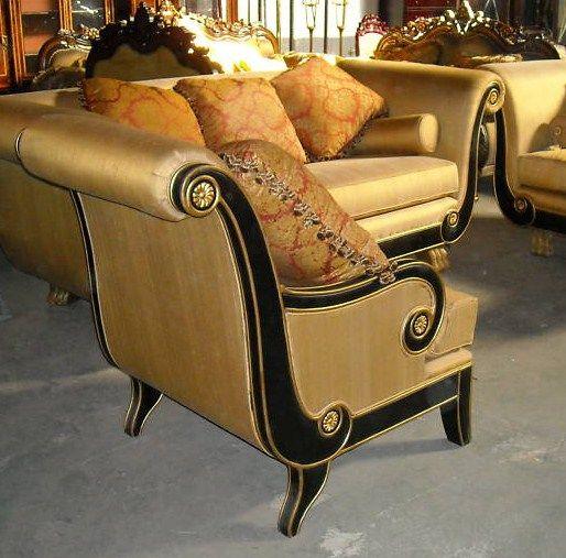 Gold Indian Furniture