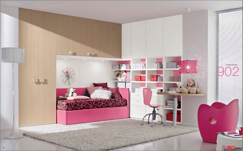Hab nenes Schlafzimmer design, Ideen für kleine
