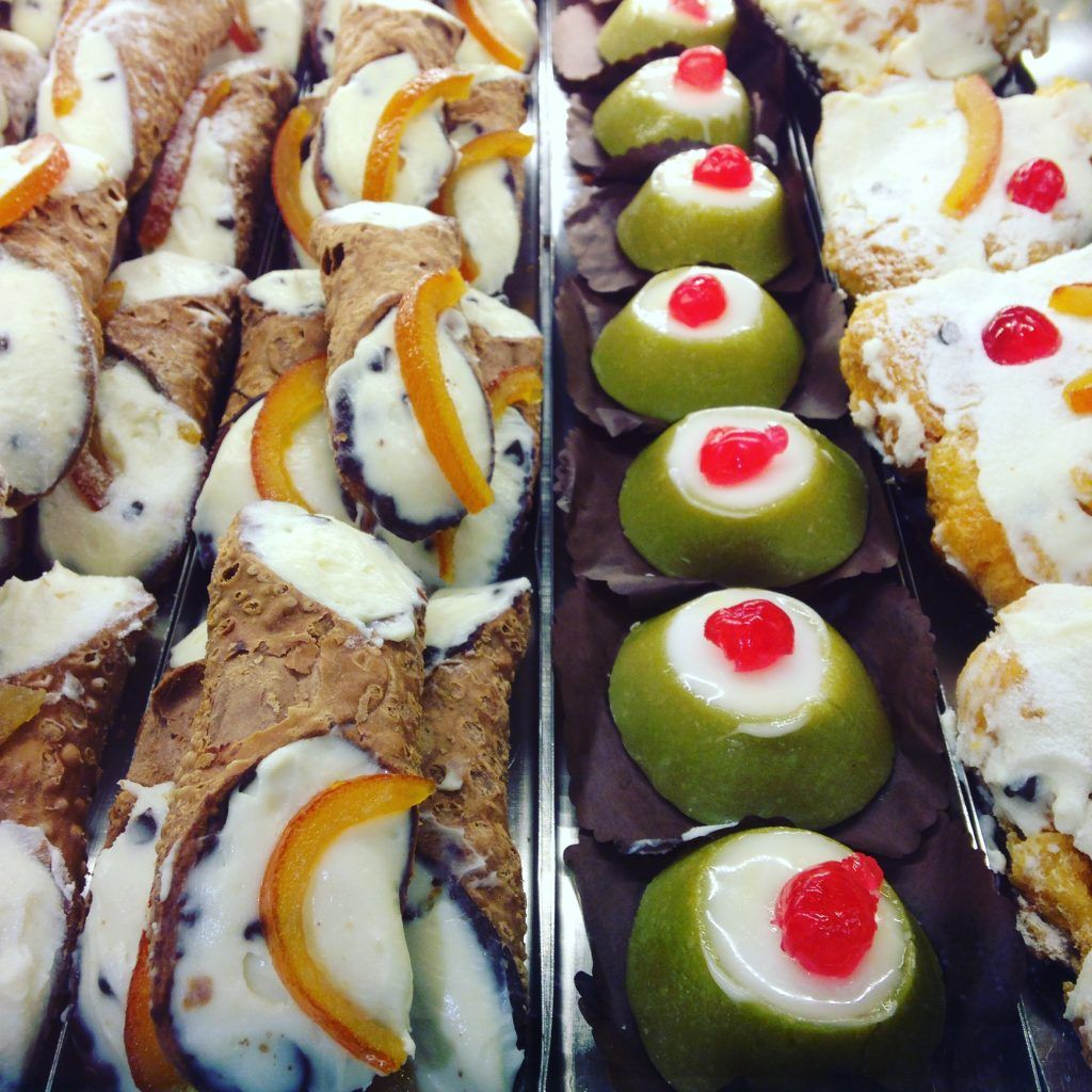 A Sweet Stay in Sicily What to Eat in Palermo Sicily