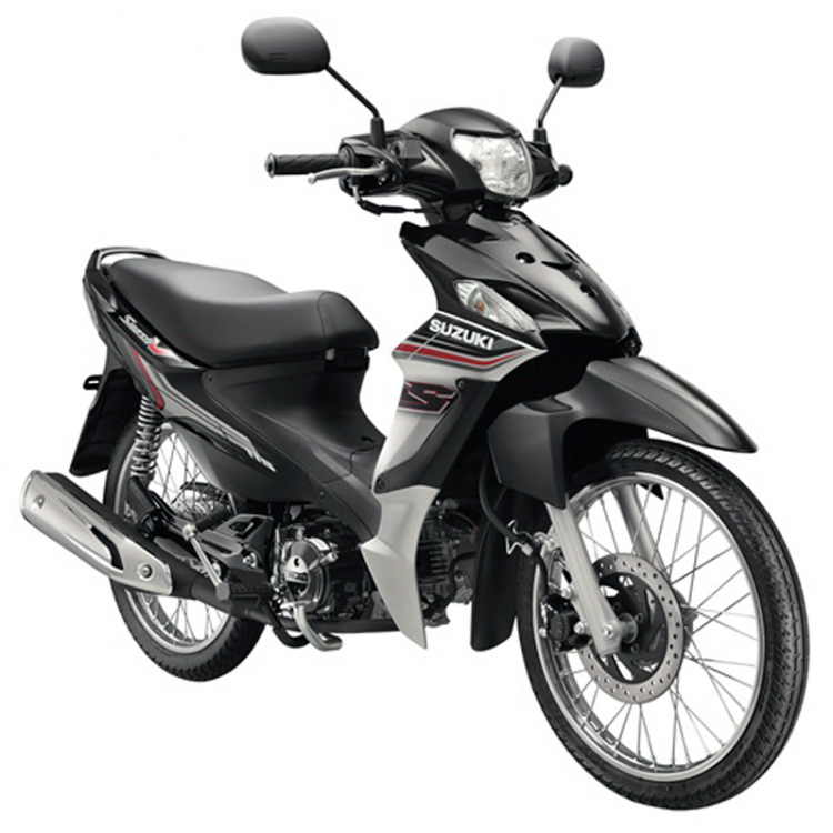 Suzuki Smash 115 Fi Launched In Indonesia