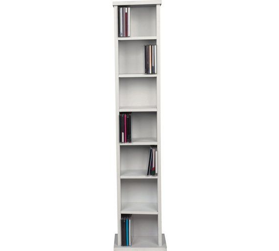 Superior Buy HOME Maine DVD And CD Media Storage Tower   Oak Effect At Argos.co