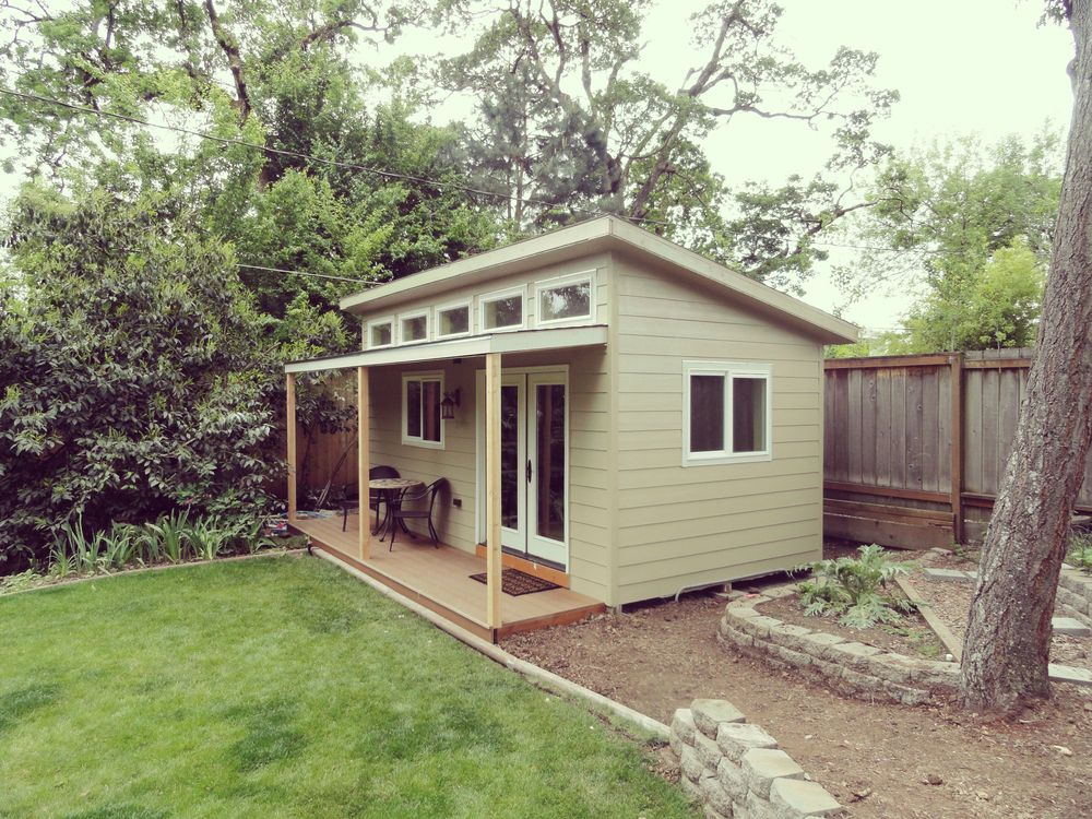 tiny houses and guest homes in eugene oregon