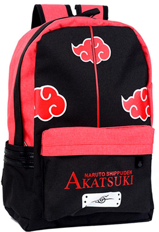Anime naruto backpack cosplay bag backpack school bag 1