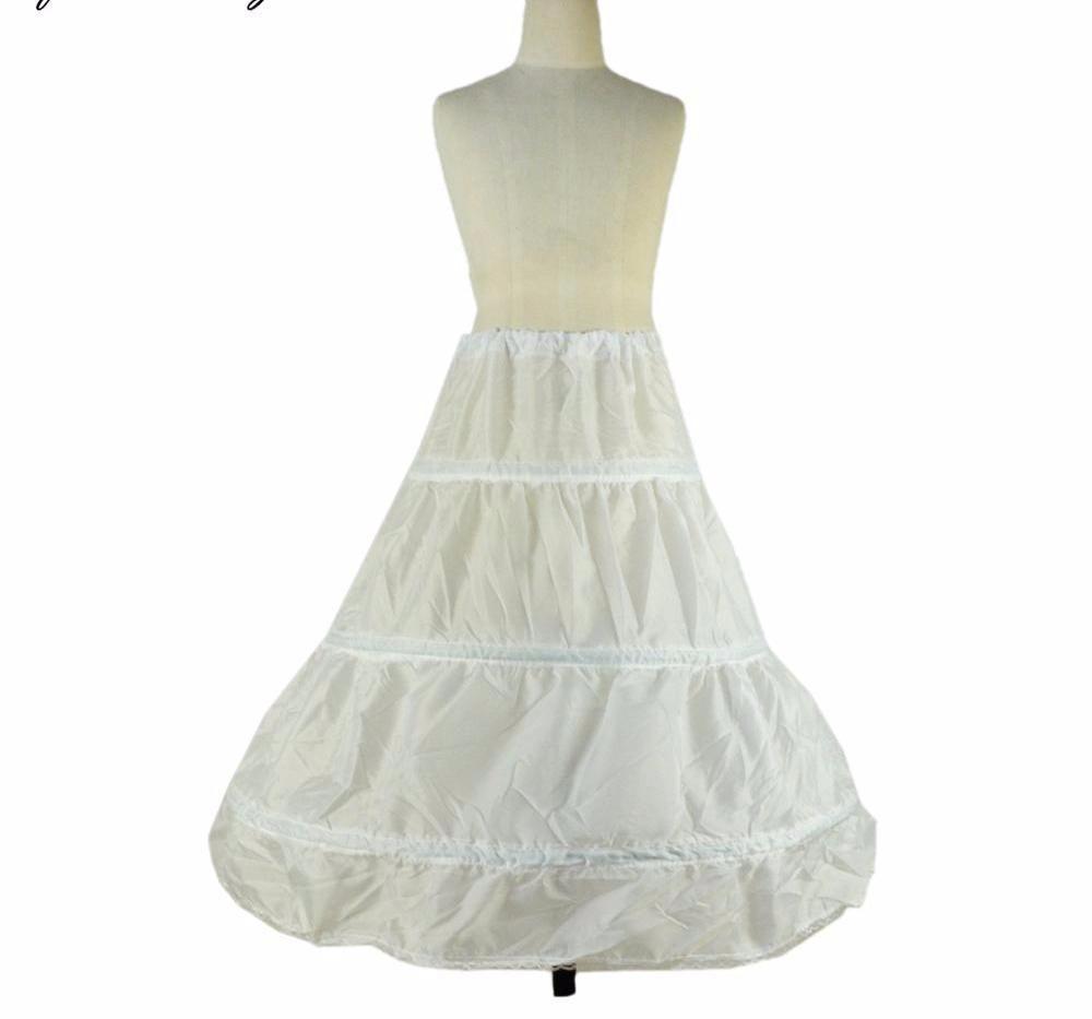 Choubidou Enfant Armature Pour Robe Princesse De Kids À Jupon BedroWxC