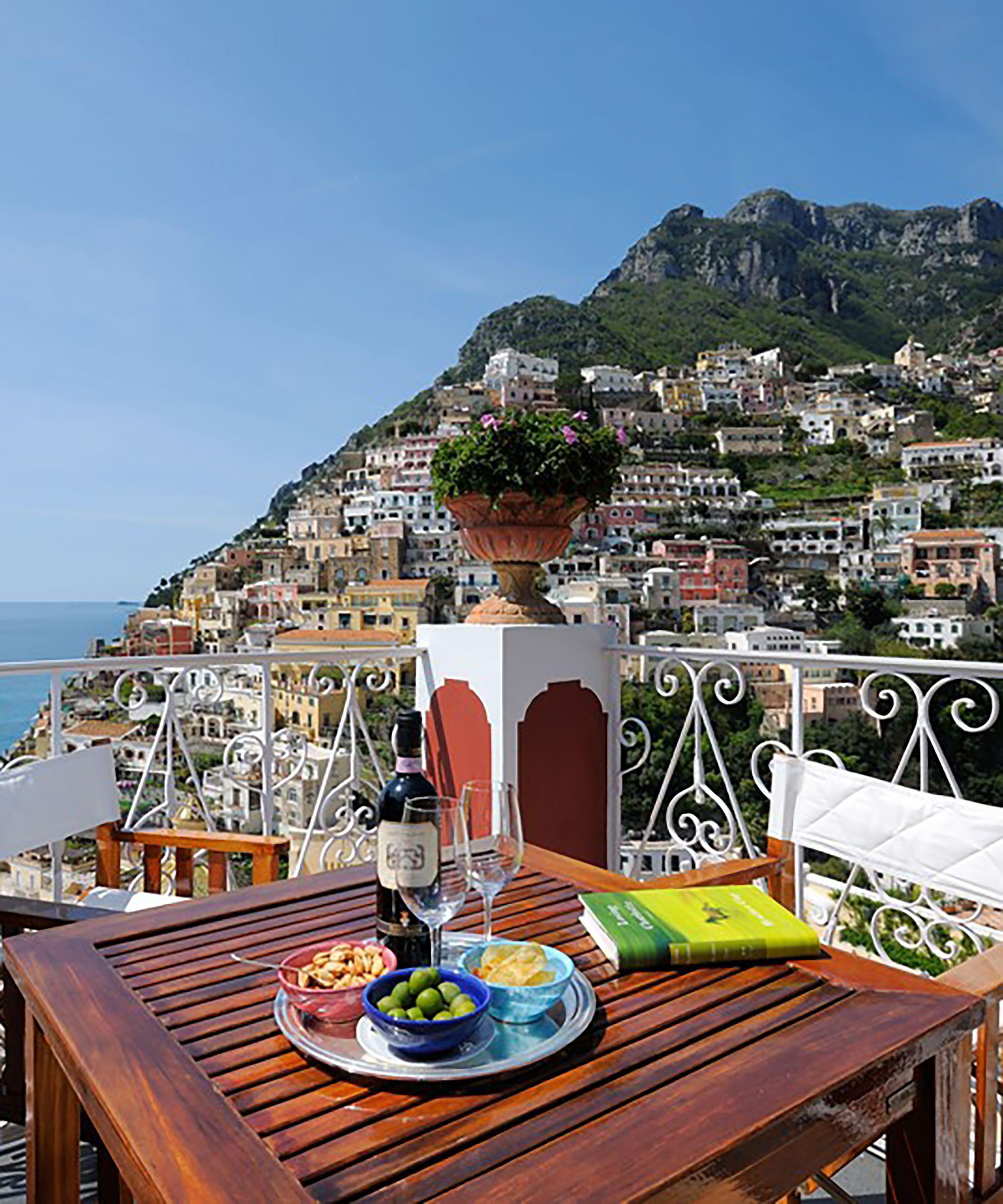 10 Insane 5 Star Hotels Worth Saving For Positano Stunning