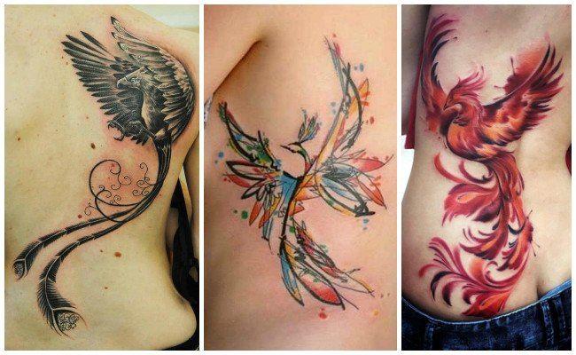 Tatuajes De Ave Fénix Y Su Significado Phoenix Pinterest