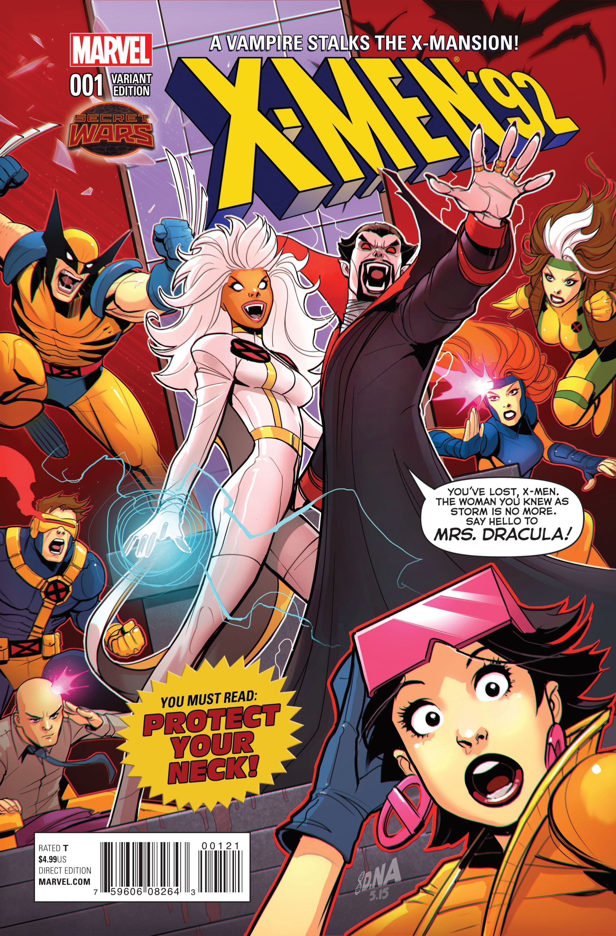 Preview X Men 92 1 All Comic Com X Men Marvel Comic Character Comics