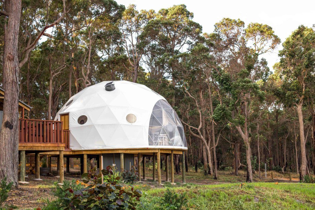Mile End Glamping Margaret River Review Glamping Dome