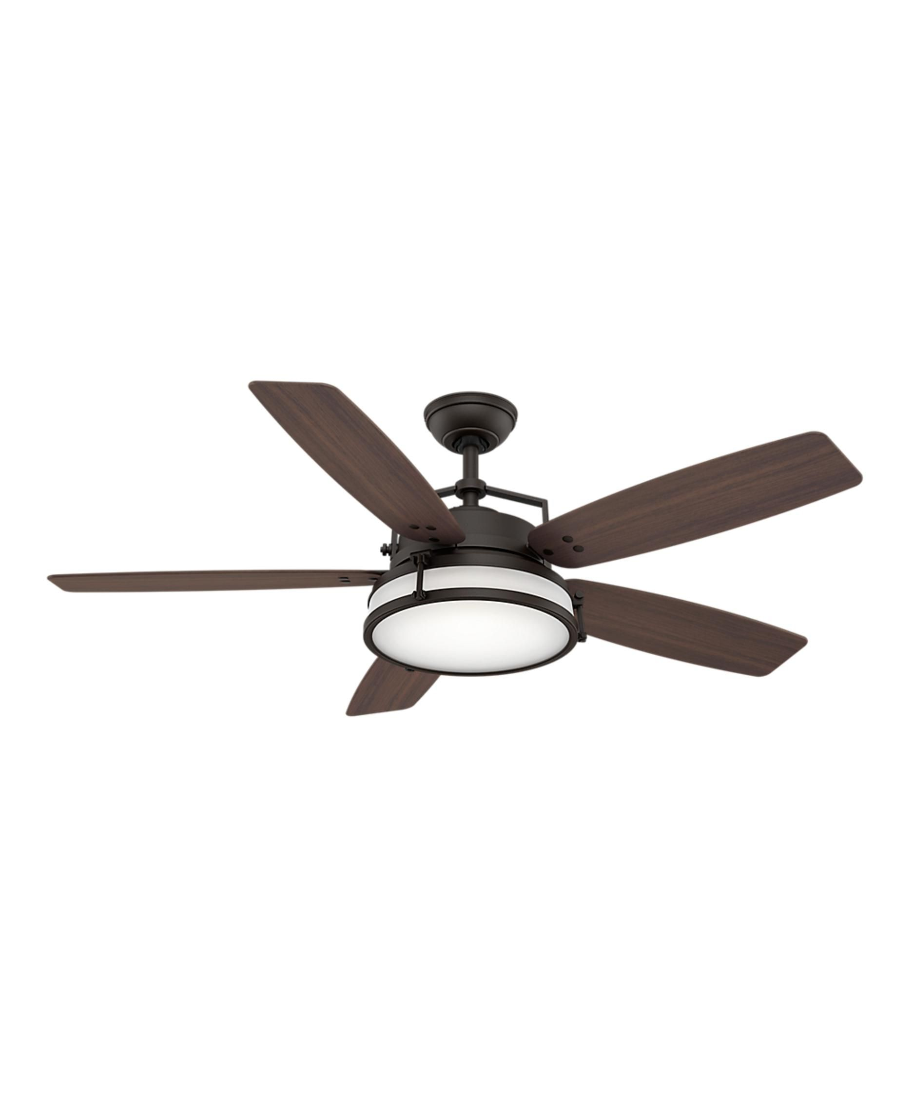 Casablanca Caneel Bay 56 Inch Ceiling Fan With Light Kit