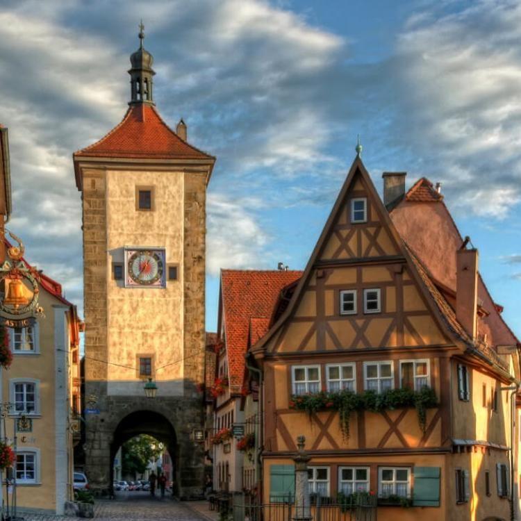 Rothenburg Ob Der Tauber C Rothenburg Tourismus Service Willi Pfitzinger Tourismus Reiseideen Reisen