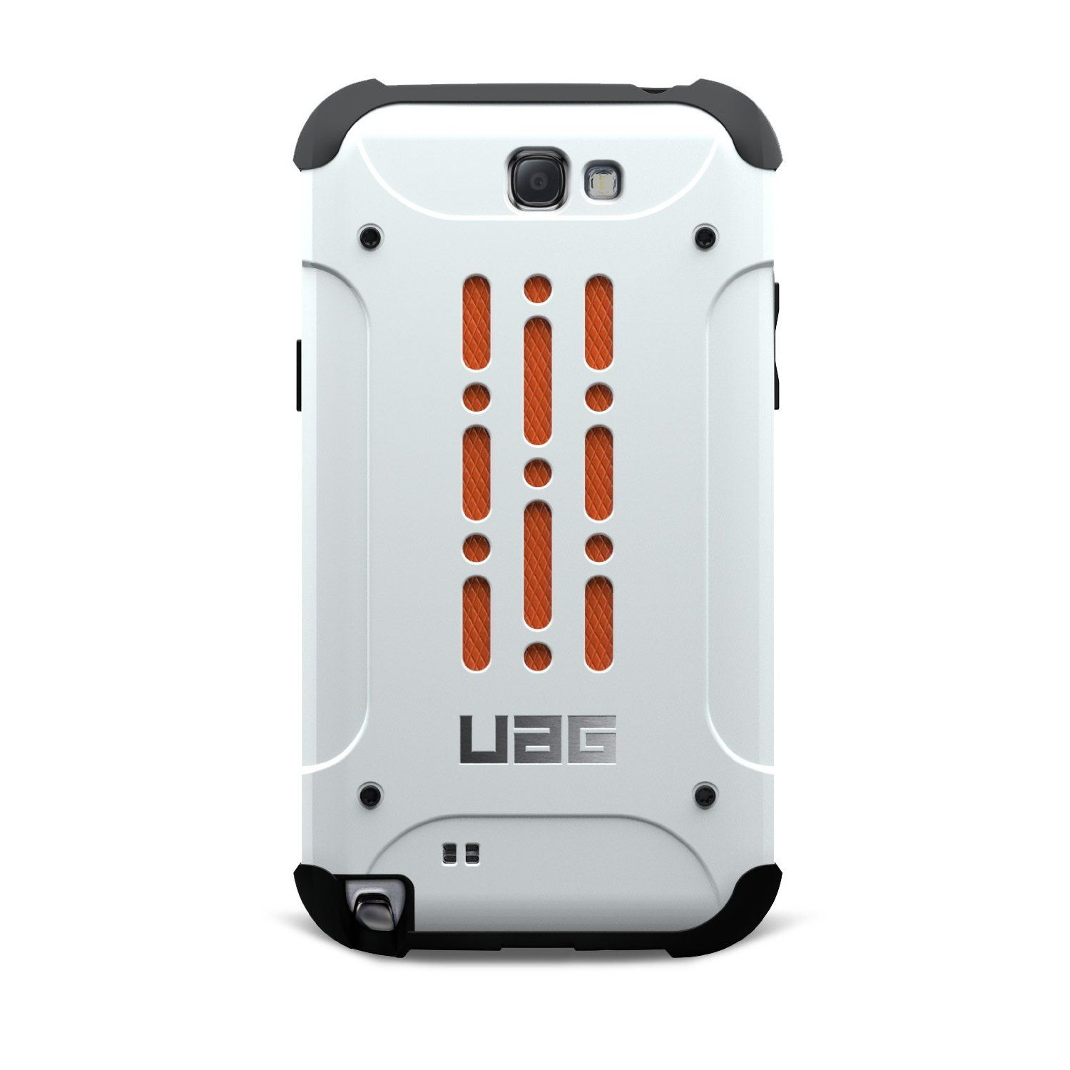 Galaxy s6 cases shop samsung cases online uag urban armor gear - Amazon Com Urban Armor Gear Case For Samsung Galaxy Note Ii White