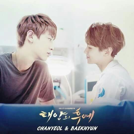 Descendants of the Sun - Chanbaek Version xD