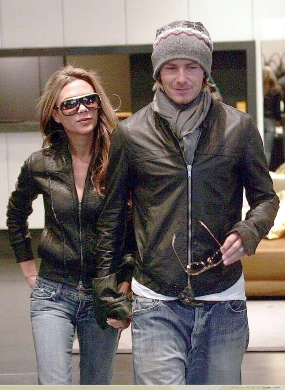Victoria David Beckham Madrid 2004 | my style | Victoria ...