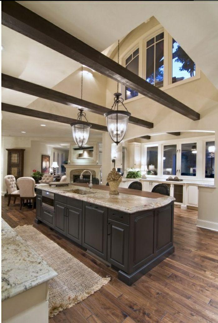 Découvrir la beauté de la petite cuisine ouverte! | Deco maison